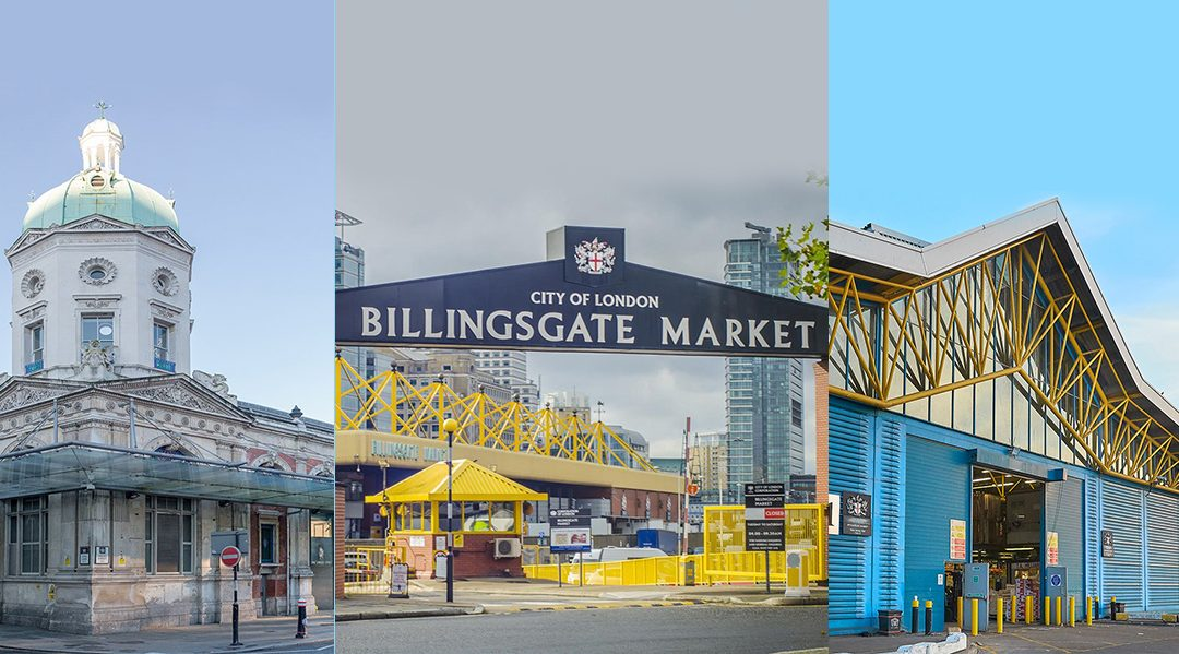 Plans submitted to bring the capital's historic food markets to Barking & Dagenham