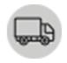 Icon representing HGV Deliveries